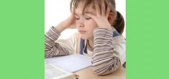 [ROMA] –  L'apprendimento nell'infanzia. Studiare, fare i compiti, commettere errori, migliorare