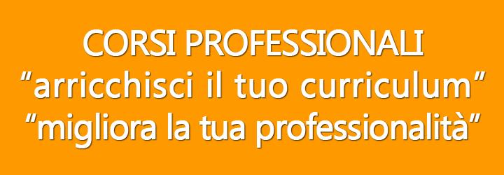 corsi professionali