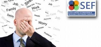 """[NAPOLI] Seminario teorico gratuito """"Stress cronico e cura dei disturbi da Stress"""""""