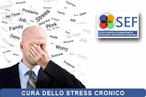 stress cronico cura