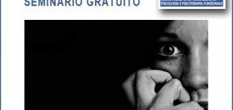 [FIRENZE] Seminario Gratuito Attacchi di panico: diagnosi e terapia.