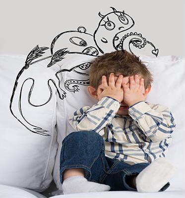 Scuola di Psicoterapia: Il problema delle Paure nei Bambini Piccoli