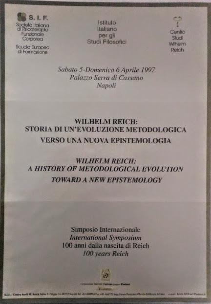 Luciano Rispoli Psicoterapeuta: Simposio Internazionale