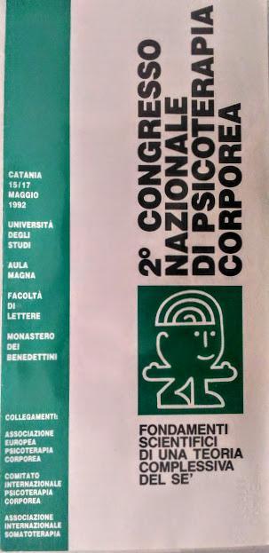 Luciano Rispoli Psicoterapeuta : 2° Congresso Nazionale di Psicoterapia Corporea