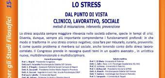 Luciano Rispoli|Ringraziamenti 2° Congresso Internazionale lo Stress nel Neo-Funzionalismo