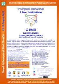scuola di psicoterapia stress congresso