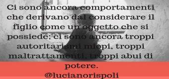 Luciano Rispoli psicologo : genitori che maltrattano i figli e cadano in abuso di potere-articolo