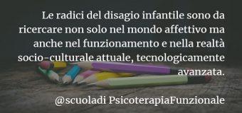Scuola di Psicoterapia: Tecniche della Psicologia Funzionale per l'infanzia