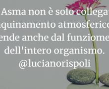 Luciano Rispoli Psicologia: L'Asma, curarla e prevenirla