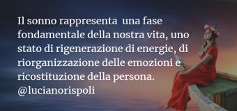 Luciano Rispoli Psicologo: L'Insonnia