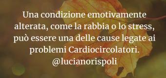 Luciano Rispoli Psicologia: I Disturbi Cardiocircolatori