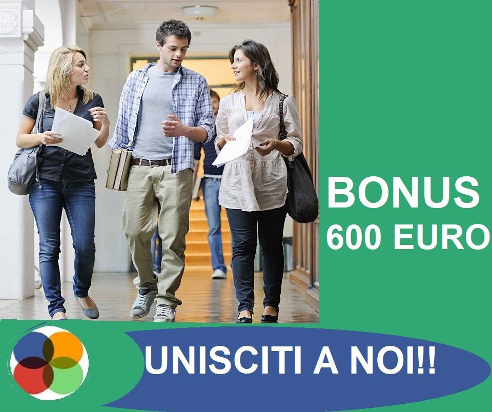 Bonus 600 euro – Scuola di Psicoterapia
