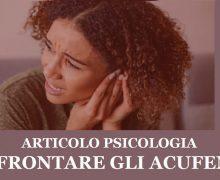 La Psicoterapia Funzionale come metodo per affrontare l'Acufene – articolo Psicologia