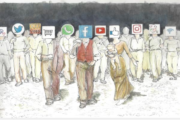 SIF news 21 Novembre 2020: Nuovi e vecchi disagi nell'era digitale